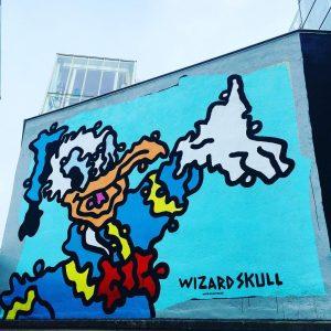 😍😍😍 @wizardskull • • • • #wien #museumsquartier #top #bestfromthebest #donaldduck #disney #instapic #instalike #streetstyle #streetart #instagood...