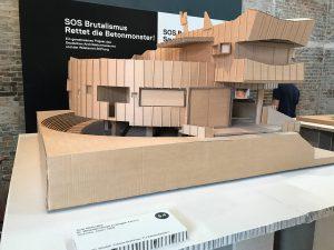 #sosbrutalism #sosbrutalismus #ausstellung #wien #vienna #architektur #architecture #🏢 #rettetdiebetonmonster #architekturzentrumwien #azw