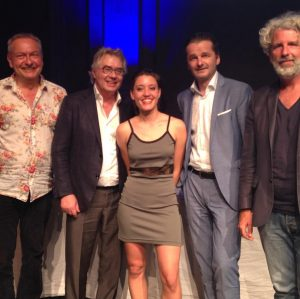 And the winner of the Young Choreographers' Award - sponsored by Casinos Austria ...