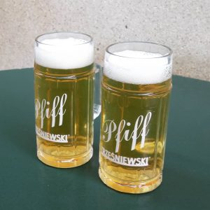 Kleine bier!
