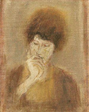 Im a fan of an incredible artist #slovenien #italien painter& graphic designer : Zoran Music died 2005...