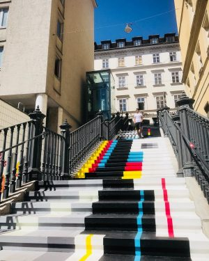 Colorful Vienna