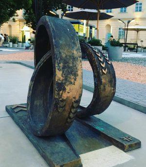 #bildsteinglatz #minigolf #leopoldmuseum #museumsquartier #mq #vienna #looping