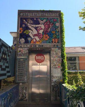 StreetArt #18 at Vienna __________________________________ #vienna #wien #streetartpassage