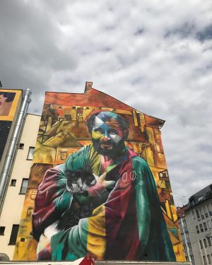 @kobrastreetart in #Vienna #streetart #artist #art #arte #kunst #streetphotography #streetartist #igersart #igersarte #igerskunst #igersartist #grafitti #streetgrafitti