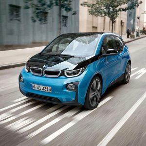Erlebe die Zukunft schon heute hautnah. Mit dem #BMW #i3. Jetzt ab € 299,- im Monat ohne...