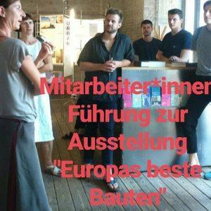 #europasbestebauten #miesvanderroheaward @architekturzentrum_wien #exhibition