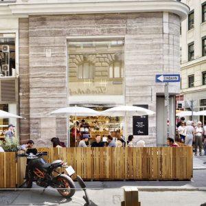 Die Edelbäckerei Joseph hat jetzt ein zweites #Bistro für #Sandwiches, #Burger und andere Sachen aus #Brot. In...