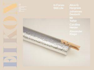 our new nude EIKON magazine out soon! Magazine presentation next Tuesday, Sept 4, 7pm @Q21_vienna #electricavenue #EIKON...