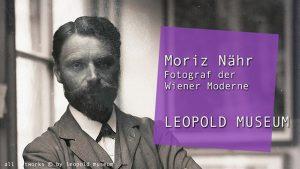 [NEUER CLIP ONLINE] Moriz Nähr im LEOPOLD MUSEUM #art #Vienna #fotografie #foto