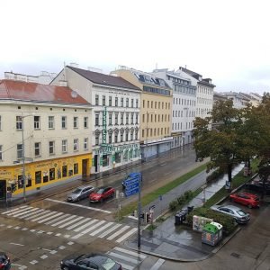 #rain .... #in #Vienna #Wien #Вена #Austria #Österreich #Австрия #world #myworld #worldaroundme #travel #photo Alser Straße