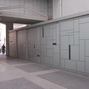 • Römermuseum Wien Fertigstellung: 2008 Römische Ruinen unter dem Hohen Markt! Foto (c) ...