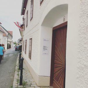 상업적인 냄새와 함께 여섯개방으로 이어진 #베토벤 유서의 집