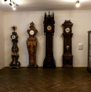 Венский музей часов. 🕰Экспонаты расположены на 3-х этажах здания музея в хронологическом порядке, ...