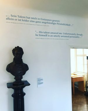 Beethoven Museum #freimuseumstag👍🇦🇹
