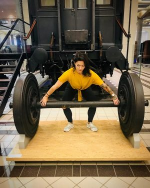 Meanwhile in the Museum... •