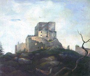 Adalbert Stifter, the Painter 👌 Was viele nicht wissen: Adalbert Stifter hat auch gemalt, und sich selbst...