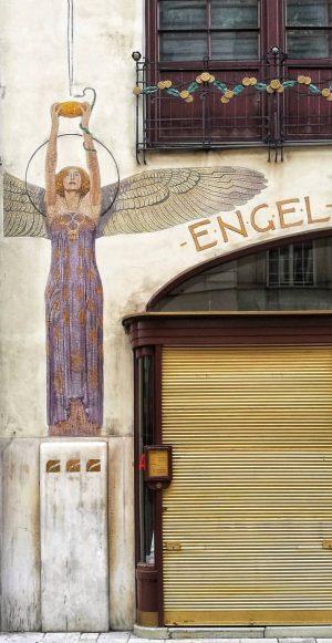 #architecture #arch #architecturephotography #jugendstil #sezession #engel #wien #wienermoderne #archilovers #architettura #architektur #jahrhundertwende #igers #igerswien #igers_austria #vienna #viaggiare...
