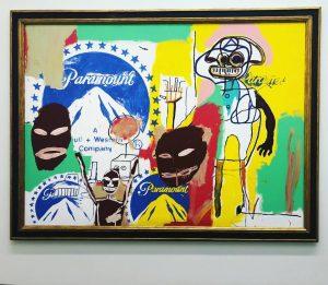 الفنان الأمريكي المعاصر آندي وارهول في لوحة: تعاون (أساسي) ١٩٨٥ #andywarhol #americanartist #americanart ...