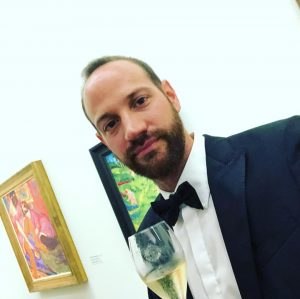 Woooow Event im Leopold... #event #woooow #galadinner #society #wien #leopoldmuseum #gayguy #instagay