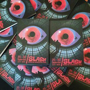 Ich seh dir in die Augen, Kleines! Heute um 17 Uhr beginnt der VVK des diesjährigen @slashfilmfest...
