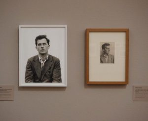 Two iconic portraits of Ludwig Wittgenstein, taken by Moriz Nahr in 1929 and 1930. #moriznähr #austrianphotographer #photography...