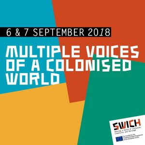 'Multiple Voices of a Colonised World' • SWICH Closing Conference 🙌  Since October 2014 we have acted as lead partner for the project SWICH – Sharing a World of Inclusion, Creativity and Heritage. Within this EU-funded cooperation project 10 European ethnographic museums reflected upon the future of ethnographic museums in a society shaped by the processes of migration and globalisation.  The title of the SWICH Closing Conference, which will take place at #WeltmuseumWien this Thursday and Friday, refers to a Colonised World. This is to emphasize that our global realities are strongly shaped and influenced by colonialism. The conference invites critical engagement with the questions of the present and future roles of ethnographic museums. How to deal with (colonial) histories and their afterlives in present? As point of departure we will take the practices developed within SWICH, that have responded to questions of decolonisation, inclusion and diversity, and the challenges raised by the project. You are all cordially invited to join the panels and discussions. 👉 For free registration, please send an email to claudia.augustat@weltmuseumwien.at The conference will be held from 6 September /1.30 p.m. to 7 September / 6 pm at the WMW Forum, Weltmuseum Wien, Heldenplatz, 1010 Vienna. Click the link in our profile for all details!
