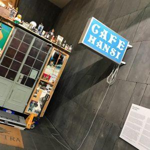 Cafe Hansi... #wien #thetwoofus #vienna #art #modernart #mumok #sunday
