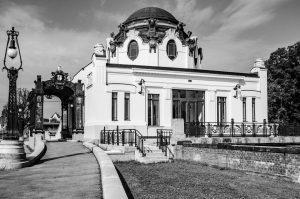 #wien #vienna #austria #blackandwhite #ottowagner #hofpavillonhietzing Wien Museum Otto Wagner Hofpavillon Hietzing
