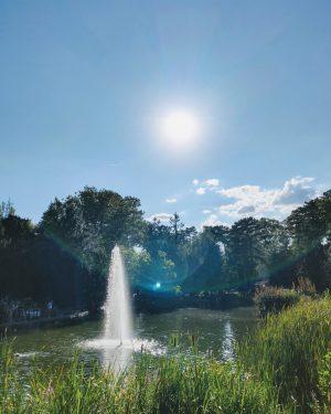 Die (vermutlich) letzten Sommertage 2018 genießen...❤️😎 . . . #aufderalist #localhero #bestofaustria #beinsidevienna #wien #vienna #türkenschanzpark #währing...