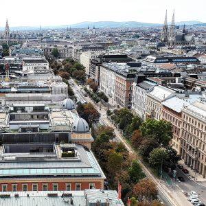 Austria Vienna Schottenring #austria #österreich #австрия #vienna #wien #вена #visit_vienna #viennanow #viennagoforit #ringturm ...