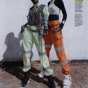 @m_magazine photography @kristinleemoolman Styling by @ondineazoulay via @off____white