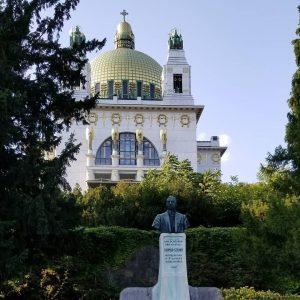 Die Kirche zum heiligen Leopold - besser bekannt unter