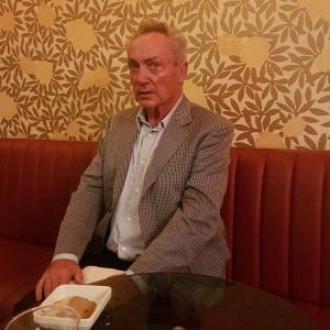 One of our altime heroes just arrived: UDO KIER is here!! #slashfilmfestival #filmcasinowien #myownprivateidaho #udokier