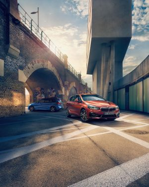 Creating space. Inside and around. The #BMW #2Series Gran Tourer and the #BMW #2Series Active Tourer.