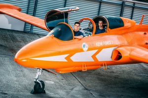 Die Restaurierungsarbeiten der Kehrforce1 wurden pünktlich zum Mistfest 2018 abgeschlossen 😍 Zu sehen ist das Düsenflugzeug am...