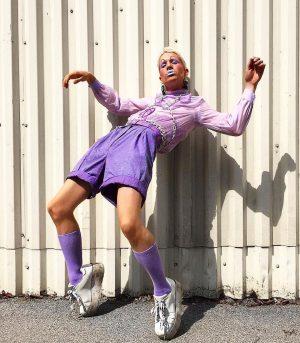 Purple 💜 @elaimenai