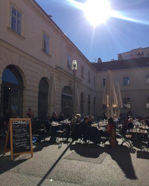 HEUTE 28.9. Mittags offen! Ab 15h exklusiv Geschlossen! Morgen wieder normaler Betrieb. Enjoy the sunshine ☀️☀️☀️☀️☀️☀️ #geschlossene...