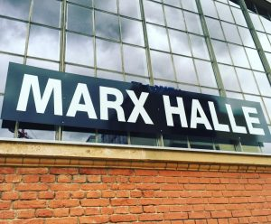 See you at #vienacontemporary MARX HALLE