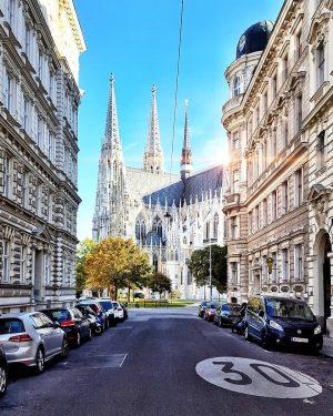 Vienna afternoon walks.