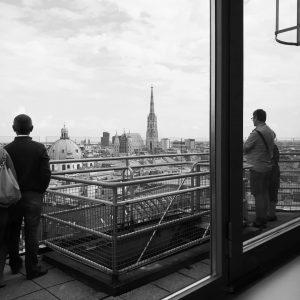 #hochhaus #herrengasse #theissundjaksch #30s #52m #view #openhousevienna #architecture #archilovers #architectureporn #peoplelookingatthestephansdom #stephansdom #136m