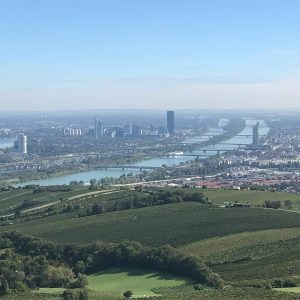Teambuilding with a view #kahlenberg #vienna Kahlenberg