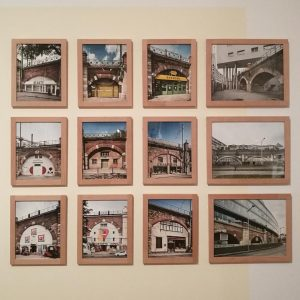 Originally many workshops were located in Otto Wagner's Stadtbahnbögen [Metropolitan Railway Arches]. In the 1990s, after being empty for decades, they were revived by an initiative of the City of Vienna.  The photographer Stefan Oláh documented them  between 2010 and 2012 - now they are part of #postottowagner. On view until 30 September 2018! ⠀ _______⠀ #postmodernism #stefanoláh #stefanolah #stadtbahnbögen #publictransport #wienermoderne #viennesemodernism #ottowagner #appliedarts #design #vienna1900 #wien1900 #visitvienna #visitaustria #makvienna #makwien #vienna #wien #welovevienna #beautyofvienna #wiennurdu #architecture ⠀ _______⠀ The exhibition was realized thanks to financial support provided by the European Regional Development Fund and is part of the Interreg-project
