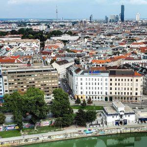 Austria Vienna #austria #österreich #австрия #vienna #wien #вена #viennanow #viennagoforit #visit_vienna #ringturm #openhouse ...