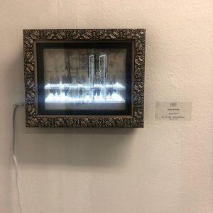Last day #parallelvienna #fürjesicsaba #galeriefrey #contemporaryartfair