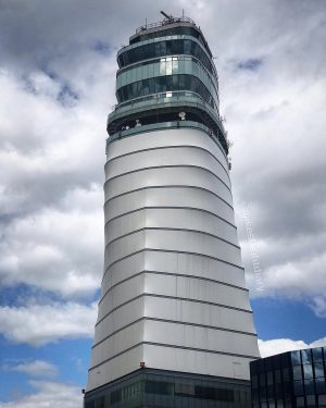 Airport VIE  #tower #aviation #airport #flughafenwien #wienschwechat #vie #avgeek #aviation #aviationgeek #aviationgeeks #dailyaviation #pilotlife #pilot #instapilot #aviationlovers #aviationlife