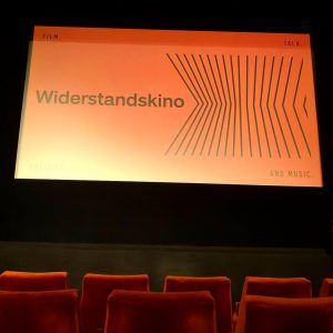 #stadtkino #widerstandskino #künstlerhaus #österreich2018