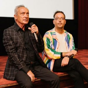 Today, 18:00 SCHAMLOS, followed by a Q&A talk with Udo Kier and Markus ...