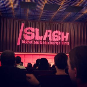Let's get it started #horror #slashfilmfestival2018 #filmcasino #margareten #vienna
