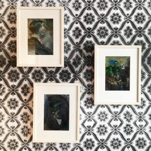 Last day of #parallelvienna Visit me @polarraum roomnumber 2.50 #parallelvienna2018 #wien #artfair #kunstmesse ...
